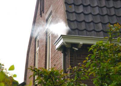 Leiding inspectie rook Tilburg Brabant