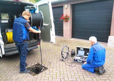 Rioolinspectie Brabant Tilburg Udenhout